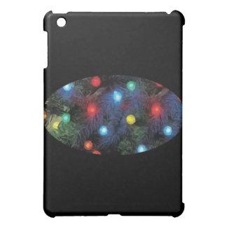 Christmas Tree Lights iPad Mini Case