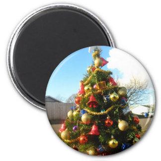 Christmas Tree Magnet