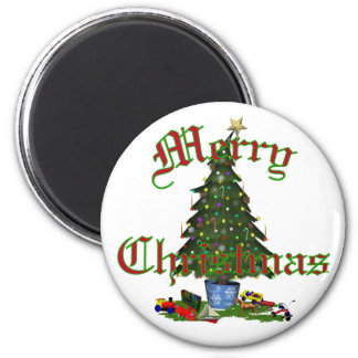 Christmas Tree Magnet Magnets
