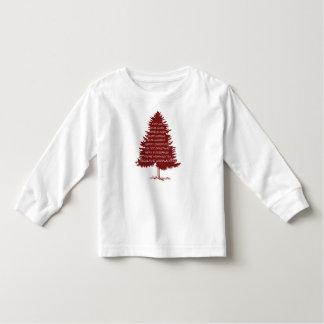 "Christmas tree ""Merry christmas"" Toddler T-shirt"