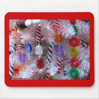 Christmas Tree Mouse Pad