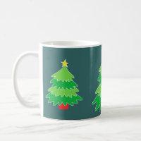 Christmas Tree Mug mug