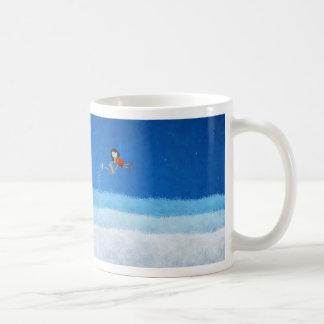 Christmas Tree Classic White Coffee Mug