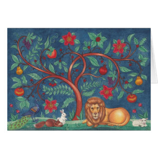 Christmas ~ Tree of Life Greeting Cards
