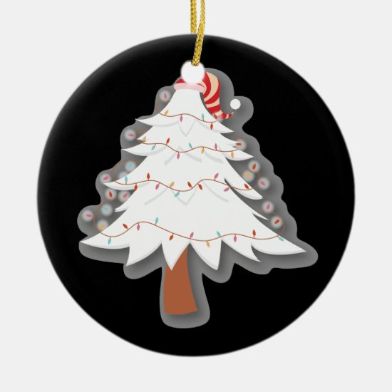 Christmas Tree Ornament - Christmas Tree Design