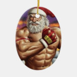 Christmas Tree Ornament - For Bodybuilding