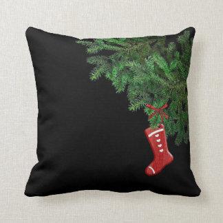 Christmas Tree Ornament Pillow