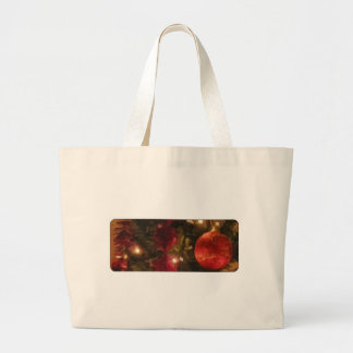 Christmas Tree Ornaments Tote Bags