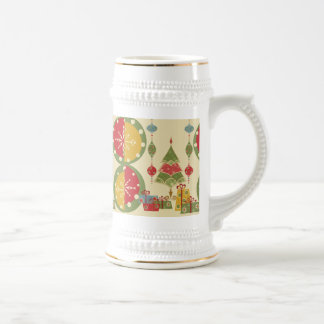 Christmas Tree Ornaments Gifts Presents Holiday Coffee Mug