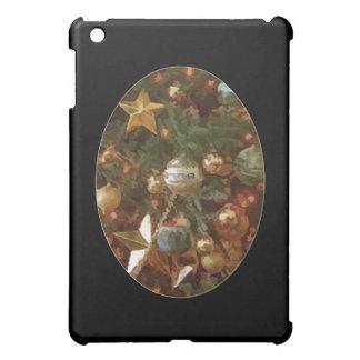 Christmas Tree Ornaments iPad Mini Covers