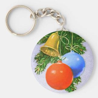 Christmas Tree Ornaments Key Chains