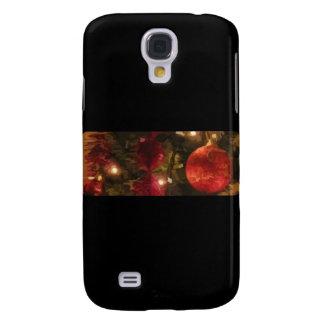 Christmas Tree Ornaments Samsung Galaxy S4 Cases