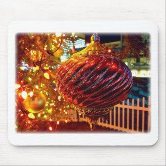 Christmas Tree Orniment Mousepads
