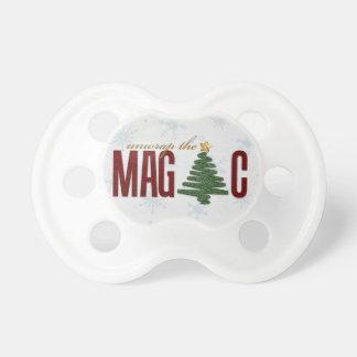 Christmas Tree Pacifier