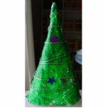 CHRISTMAS TREE PHOTO CUTOUT