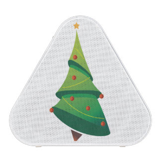 Christmas Tree Pieladium Speaker
