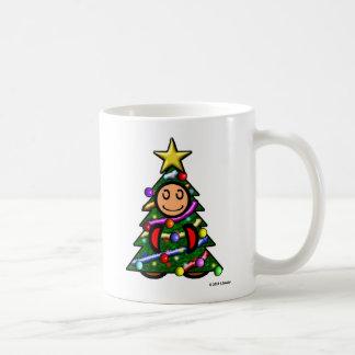 Christmas Tree (plain) Coffee Mug