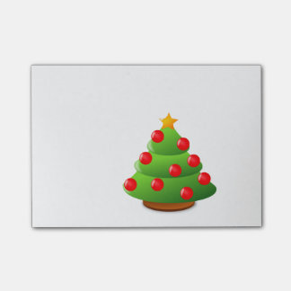 Christmas Tree Post-it Notes