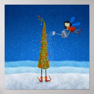 Christmas Tree Poster