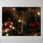 Christmas Tree Poster Print