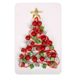 Christmas Tree Premium Flexi Magnet