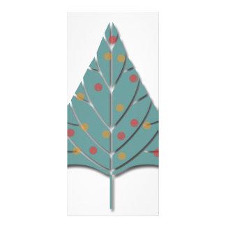 Christmas Tree Custom Rack Cards