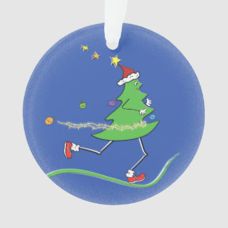 Christmas Tree Runner © 2-sided design Ornament