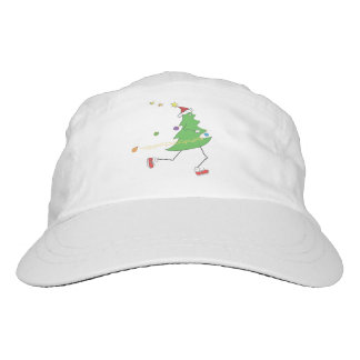Christmas Tree Runner © Headsweats Hat