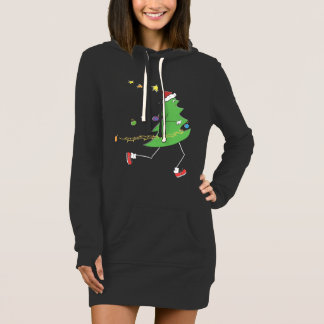 Christmas Tree Runner © Hoodie Dress