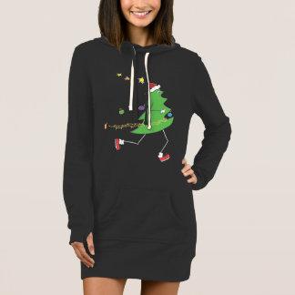 Christmas Tree Runner © Hoodie Dress