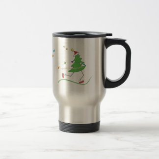 Christmas Tree Runner © Travel Mug