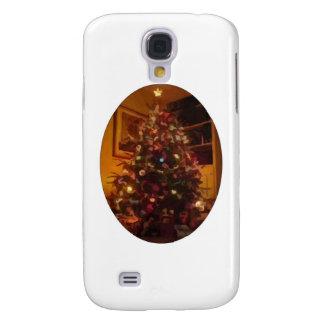 Christmas Tree Samsung Galaxy S4 Cover