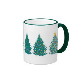 Christmas Tree Sequence mug