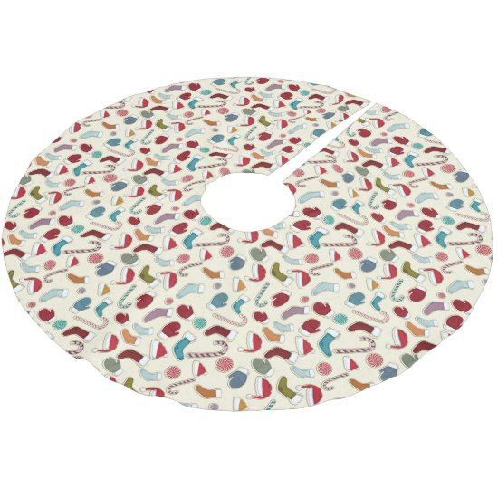 Christmas Tree Skirt - Christmas Designs