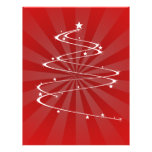 christmas tree swril flyers