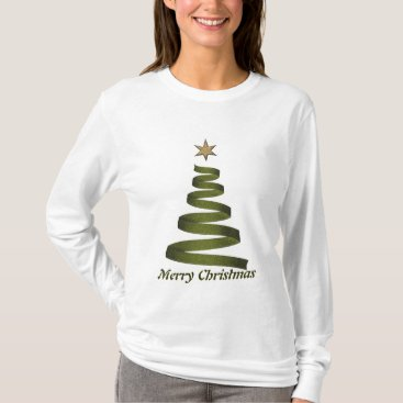 Christmas Themed Christmas tree t-shirt