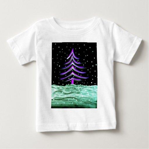 Christmas Tree Tee Shirts