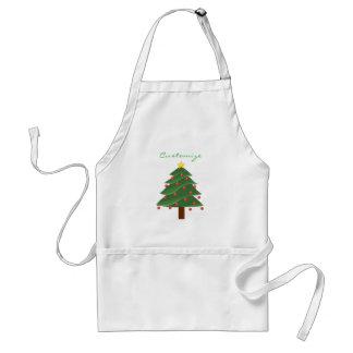 Christmas Tree Thunder_Cove Adult Apron