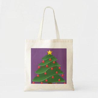 Christmas Tree Thunder_Cove Tote Bag