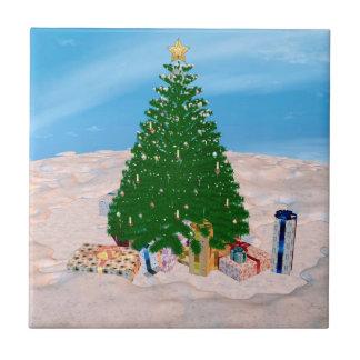Christmas Tree Tile