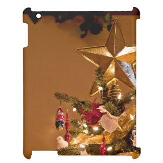 Christmas Tree Topper Case For The iPad