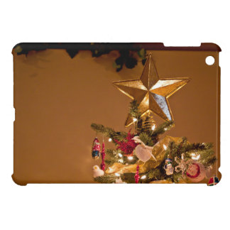 Christmas Tree Topper Case For The iPad Mini