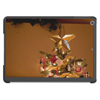 Christmas Tree Topper Cover For iPad Air