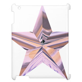 Christmas Tree Topper: Golden Star iPad Cover