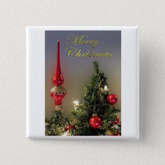 Christmas Tree Topper Pin