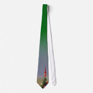 Christmas Tree Topper Tie
