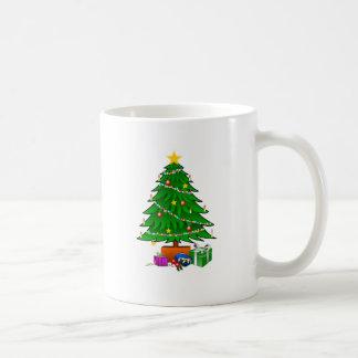 Christmas Tree Trimmings Coffee Mug