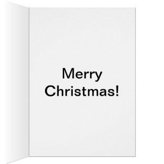 Christmas Tree Tugboat card