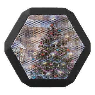 Christmas Tree Vintage Black Bluetooth Speaker