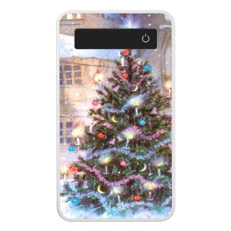 Christmas Tree Vintage Power Bank